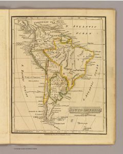 South America, 1832