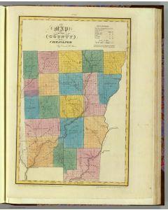 Chenango County, NY, 1829