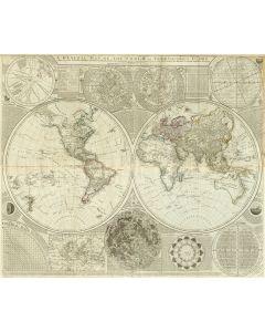 Composite: World or terraqueous globe, 1787
