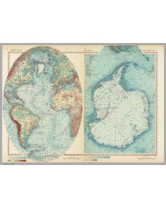 Atlantic Ocean and Antarctica, 1967