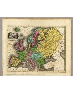 Europe, 1842