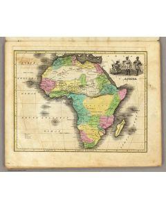 Africa - 1838