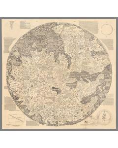 Composite map: Mappemonde Pl. 1-6, 1450