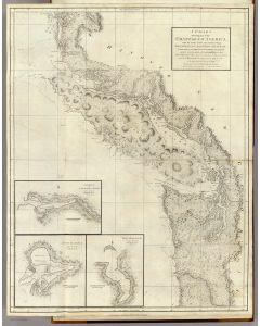 The Coast of N.W. America, 1798