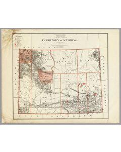 Territory Of Wyoming, 1879