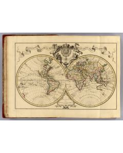 Mappemonde, 1742