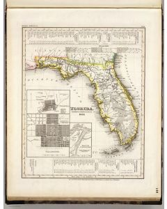 Florida, 1845