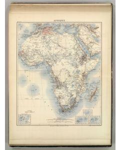 Afrique, 1882