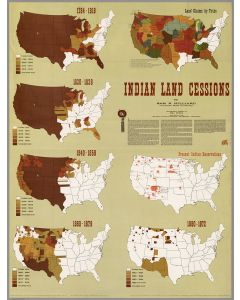 Indian Land Cessions, 1972
