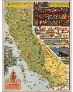 California, 1945