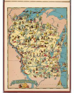 Wisconsin, 1935