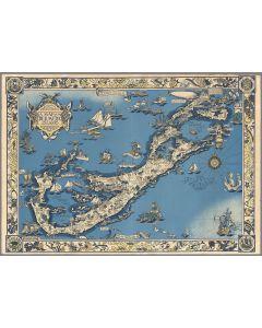 Bermuda Islands. 1930