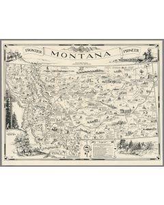 Montana, 1937