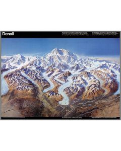 Denali National Park and Preserve / Alaska, 1995
