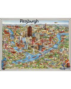 Pittsburgh, Pennsylvania, 1978